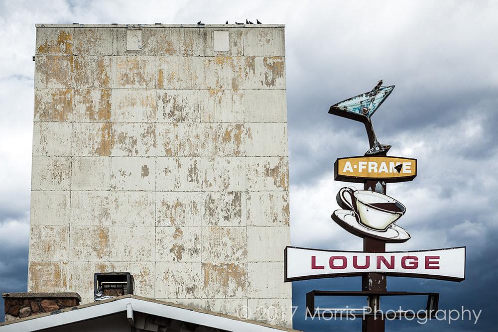 A-Frame Lounge Preservation Series - 07