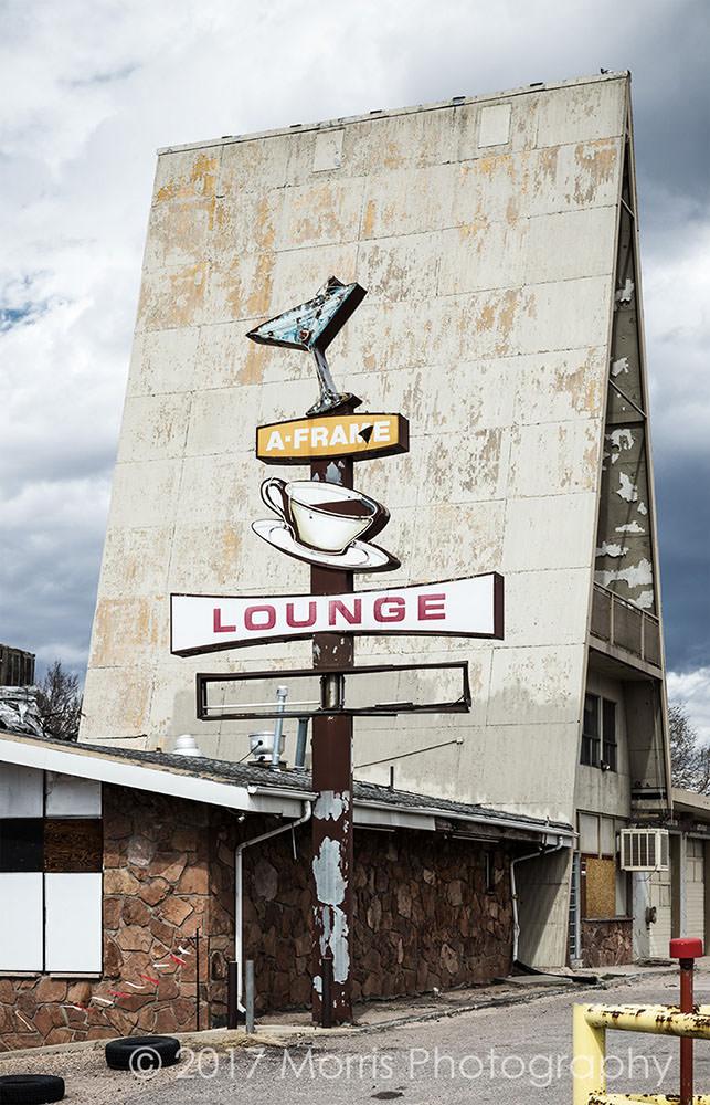 A-Frame Lounge Preservation Series - 02