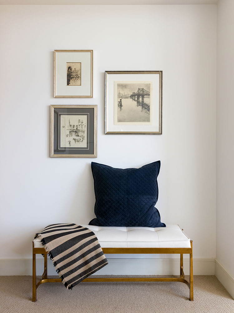 Morris Photography - Bedroom Bench