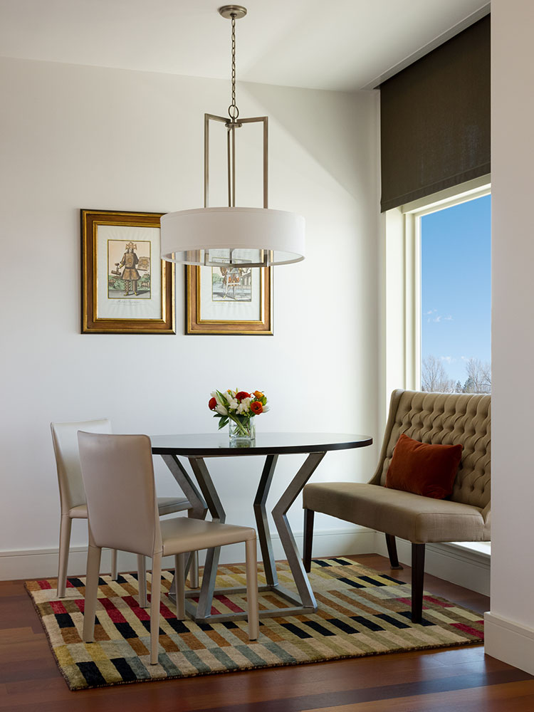 Morris Photography - Breakfast Nook