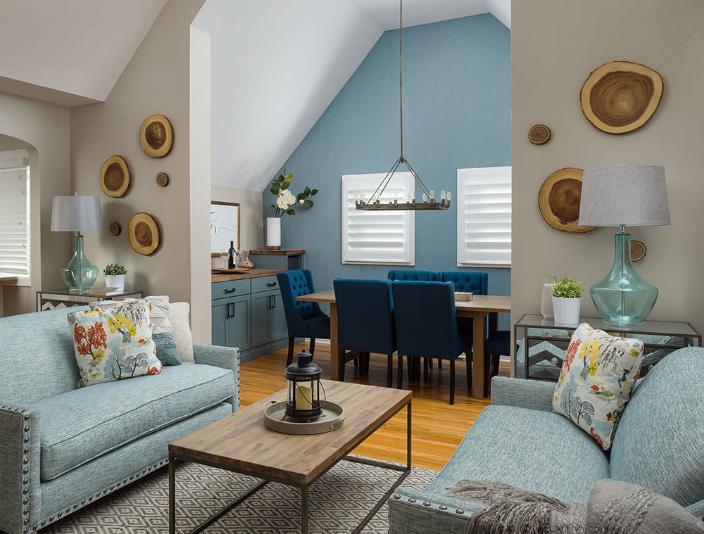 Morris Photography - Wash Park Living Room