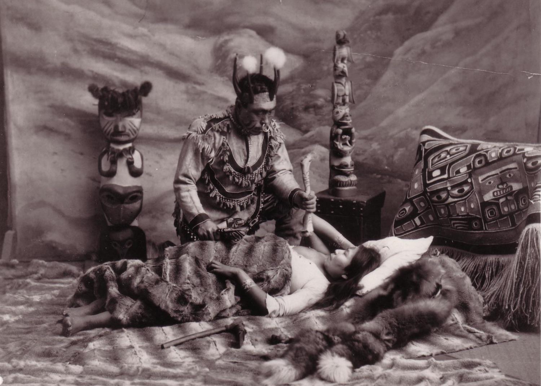 Copy of Haida Shaman