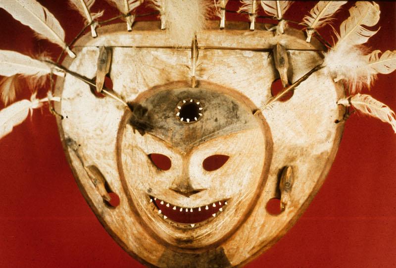 Yup'ik Mask