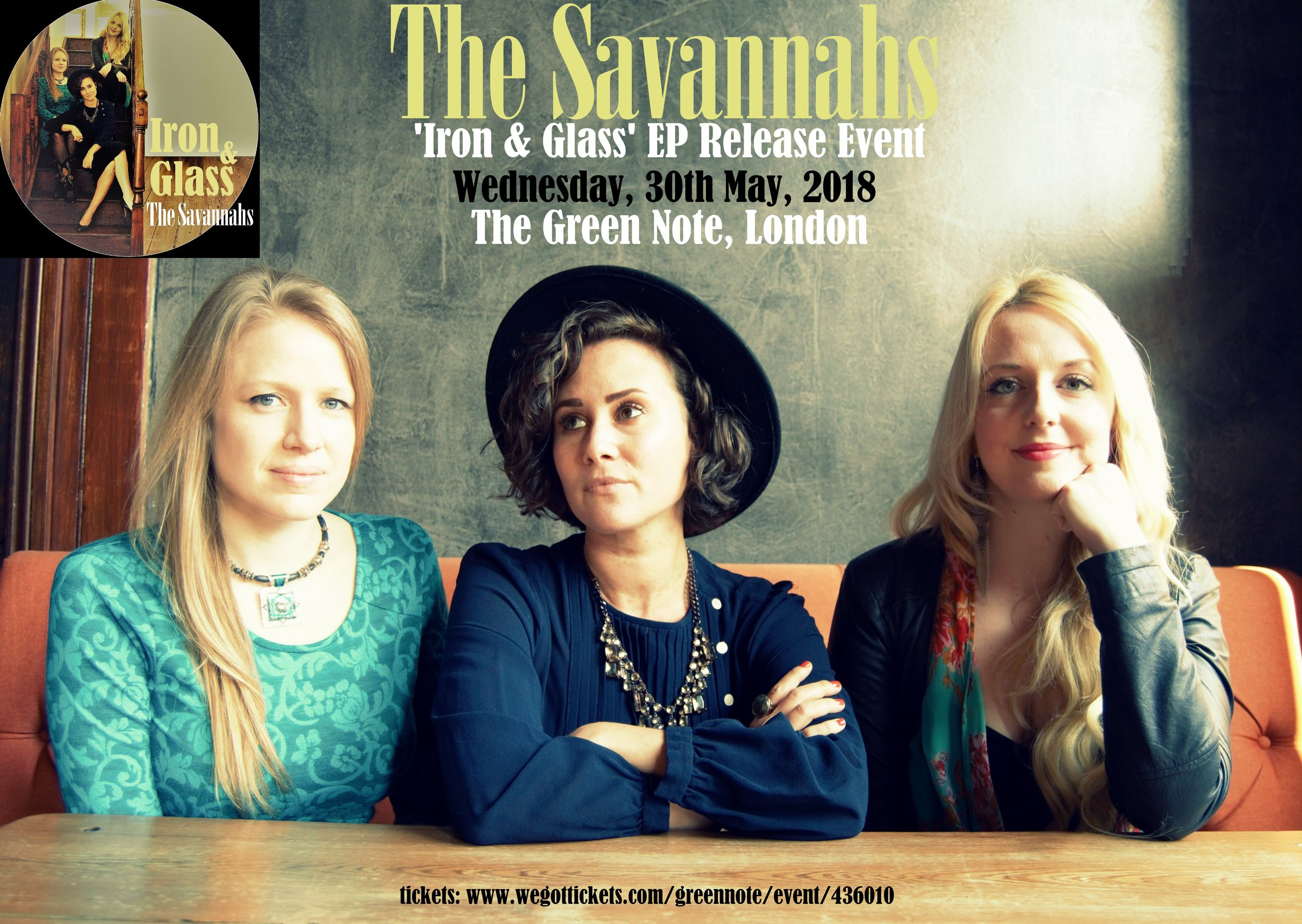 The Savannahs EP Release