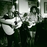 Rebecca Rosewell & Emily Moment, The Savannahs, Live at The Kingsdown Winevaults, Bristol