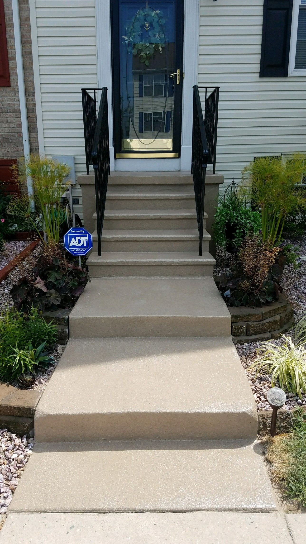 Front Porch Restoration Graniflex - Wilmington, DE