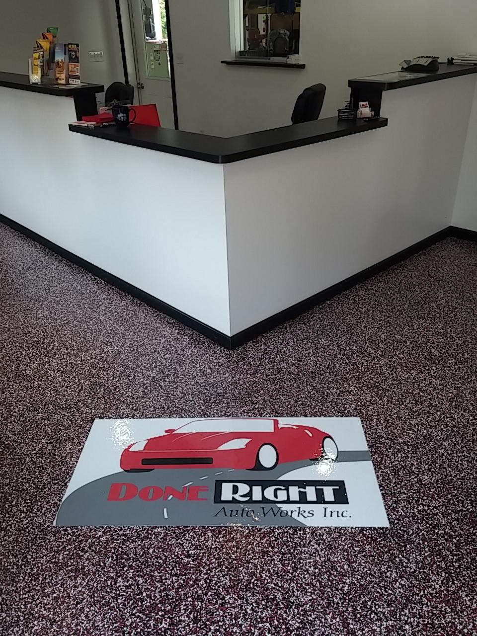 Graniflex Shop Floor - Etters, PA