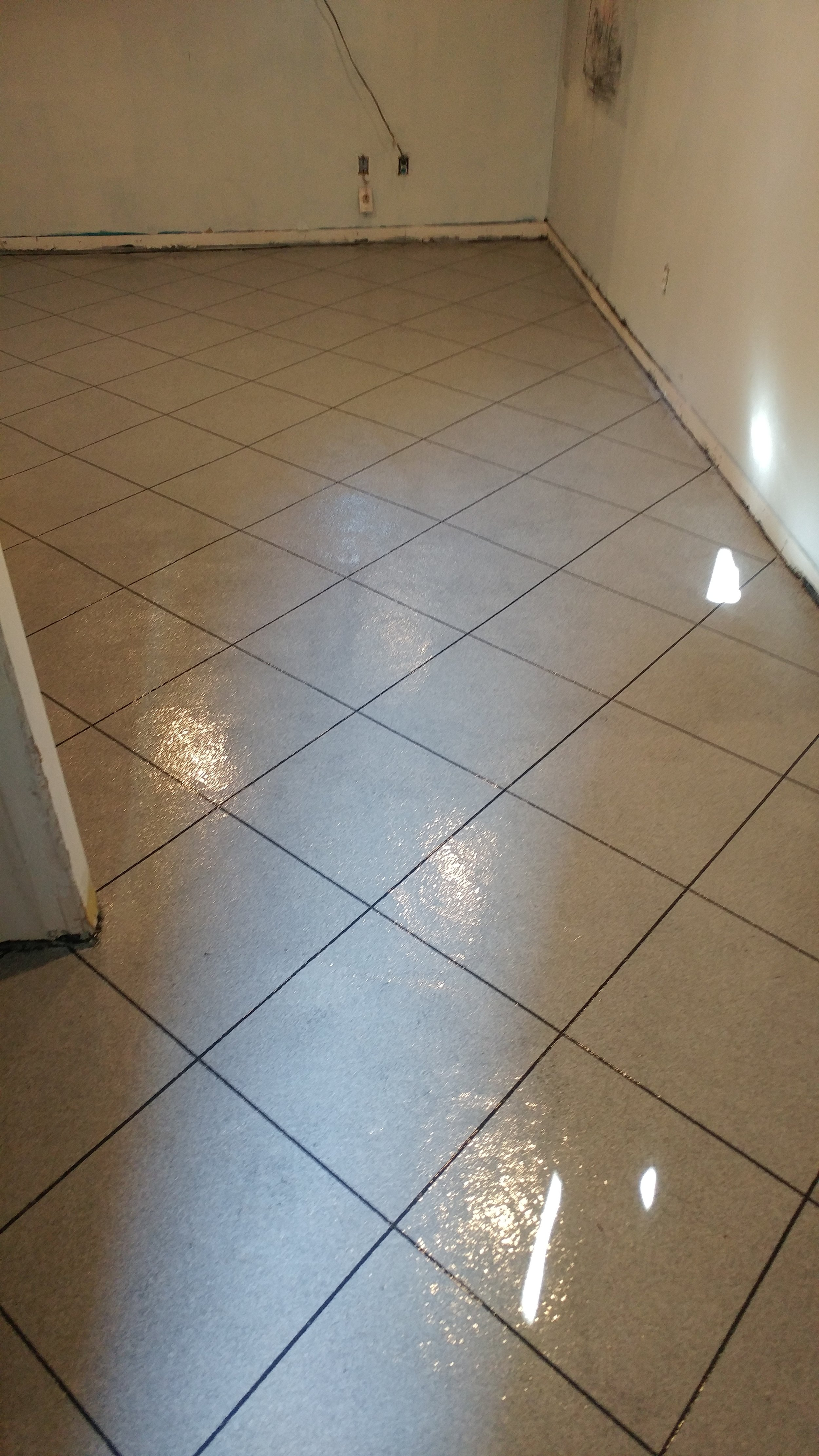 Graniflex Tile Basement - Ardmore, PA