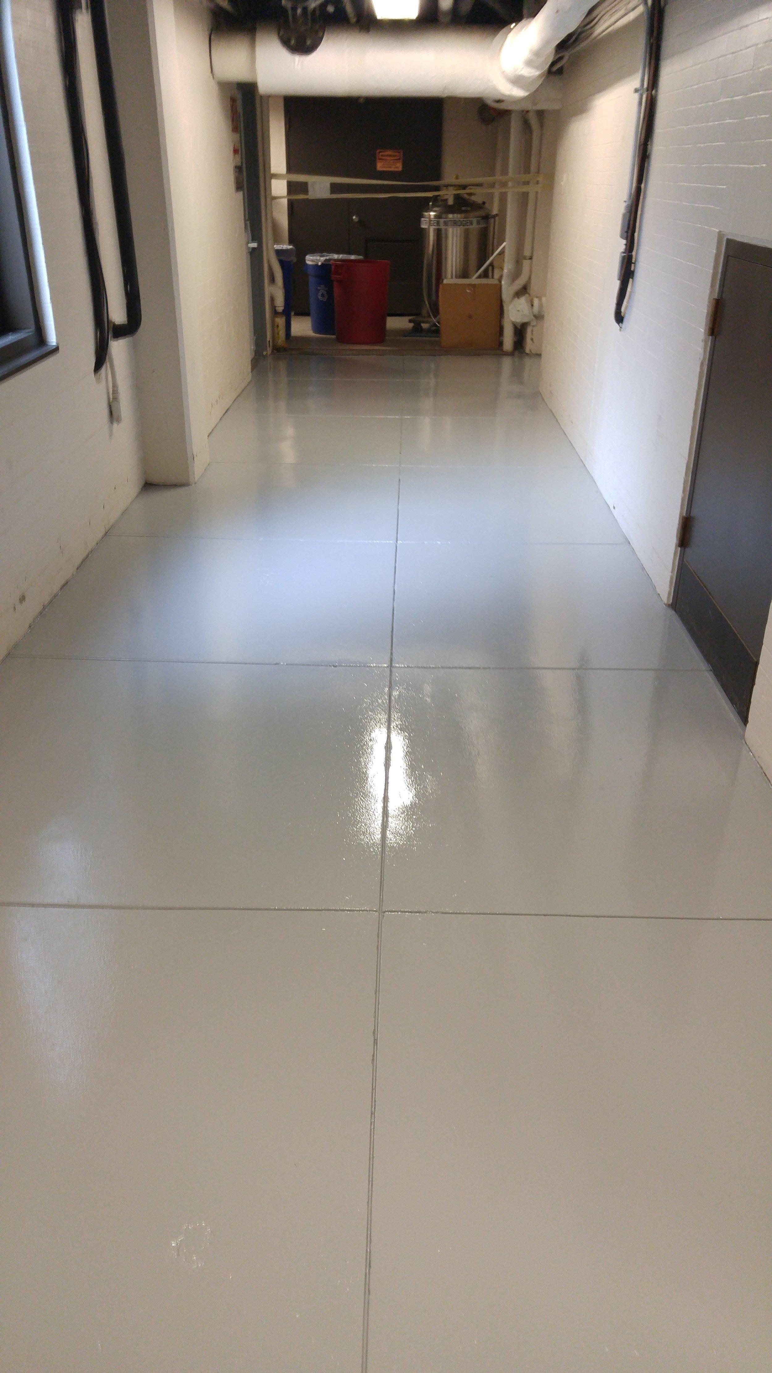 Epoxy Maintenance Area - Philadelphia, PA
