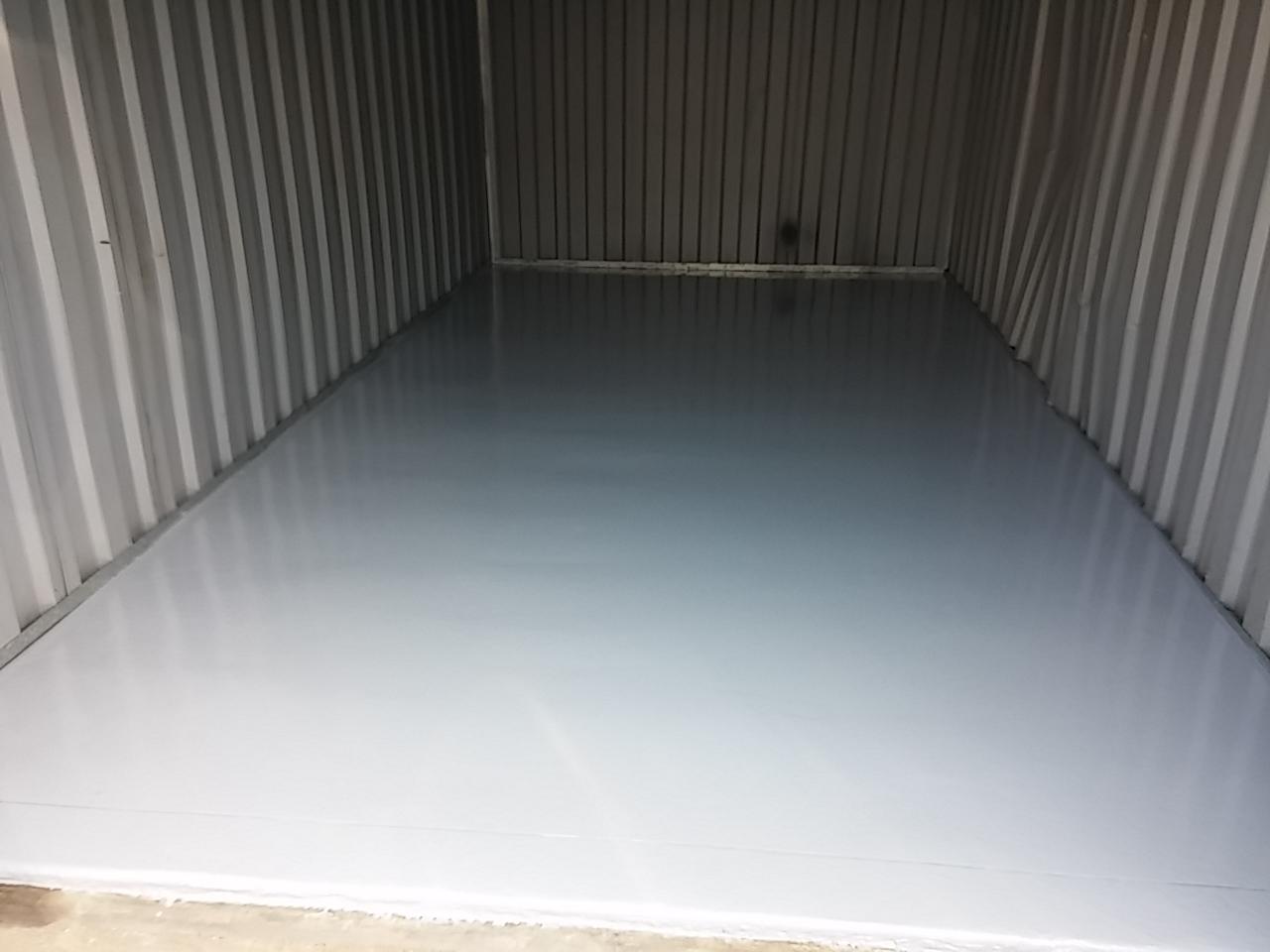 Epoxy Storage Unit Restoration - Clifton Heights, PA