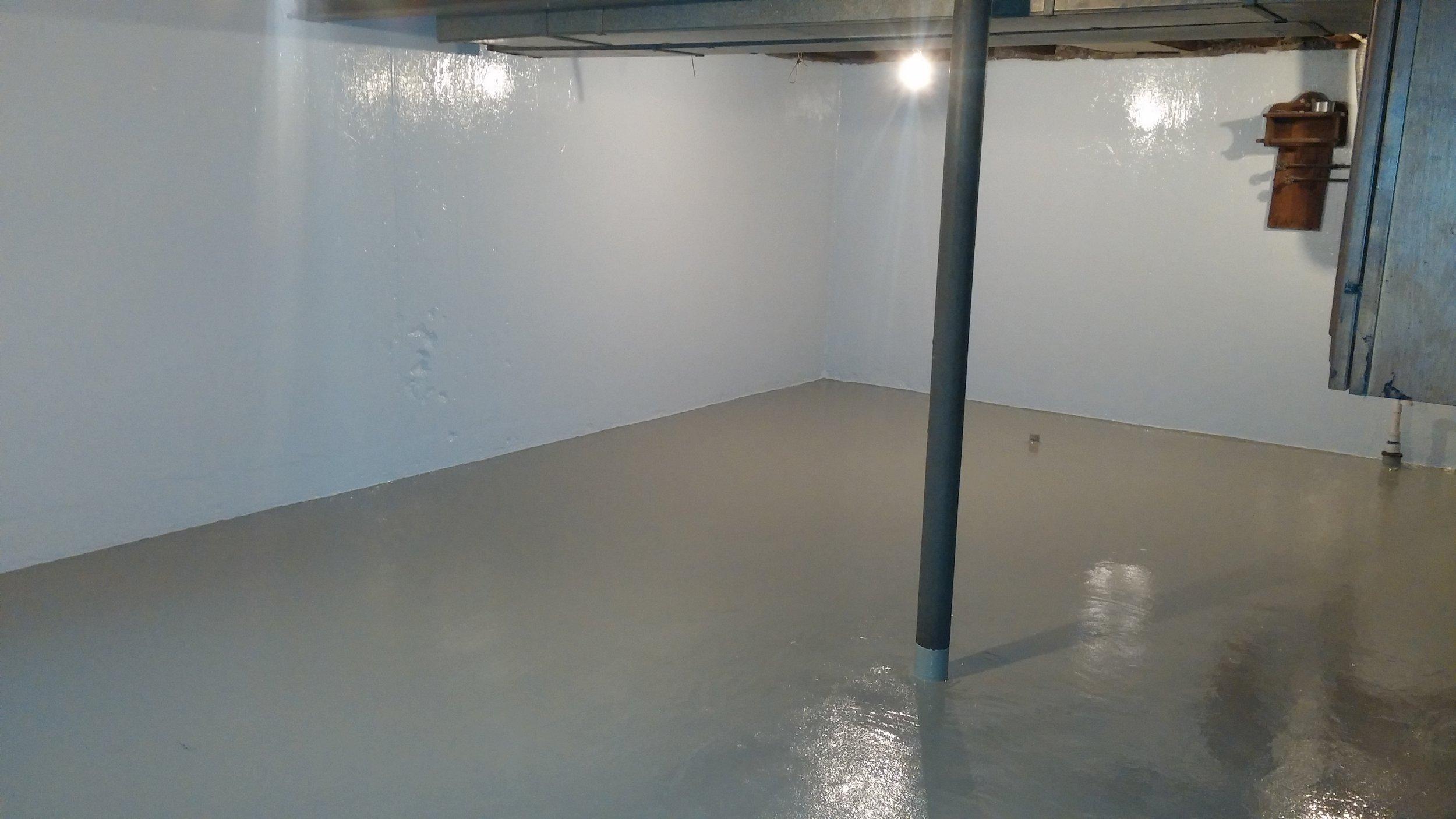 Sanitred Basement Waterproofing - Ardmore, PA