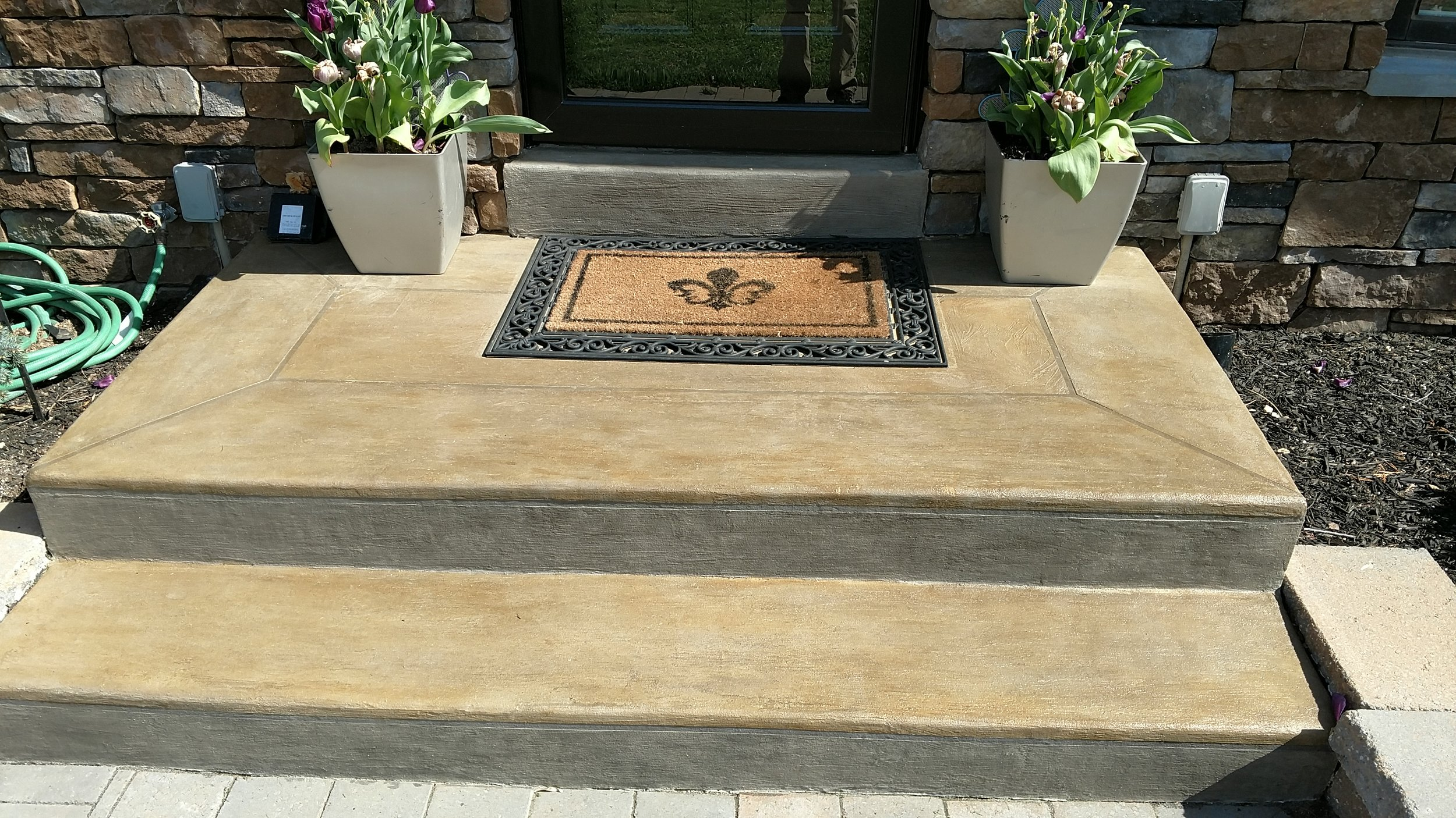 Texture Porch Overlay - Media, PA