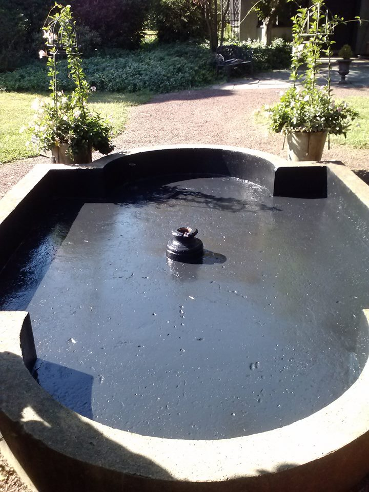 Ornamental Pond Waterproofing - Columbus, NJ
