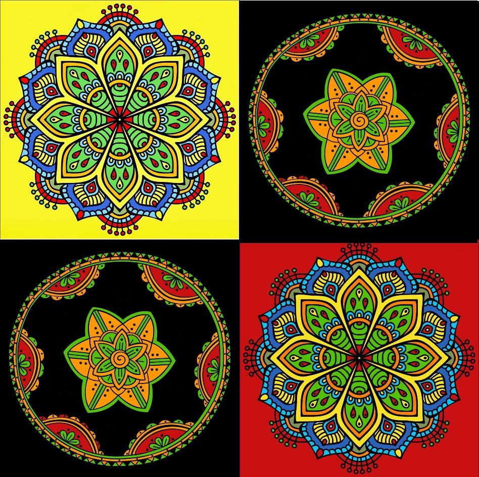 Jyoti Hinduja_Express Your Soul-A Mandala.jpg