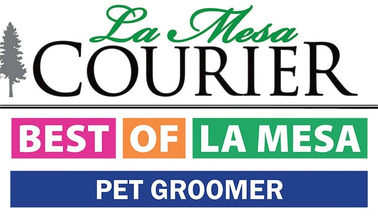La_Mesa_Pet_Grooming_Award