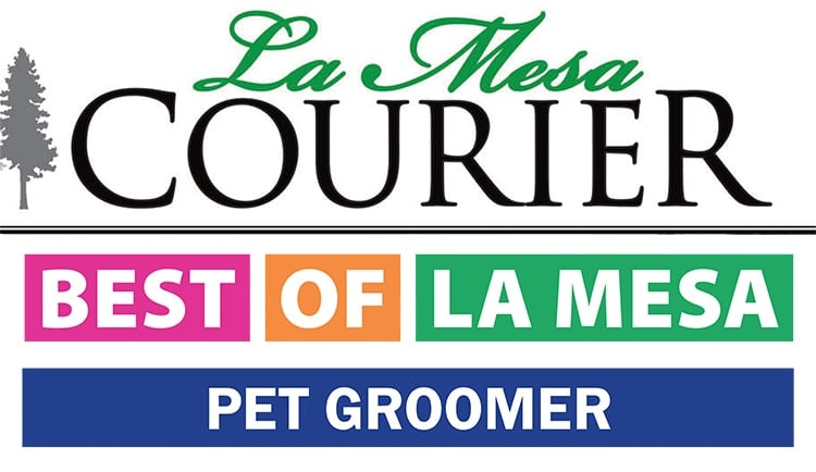 La_Mesa_Pet_Grooming_Award