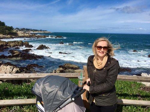 Dr. Amanda Weavil, an OBGYN, in Monterey, CA