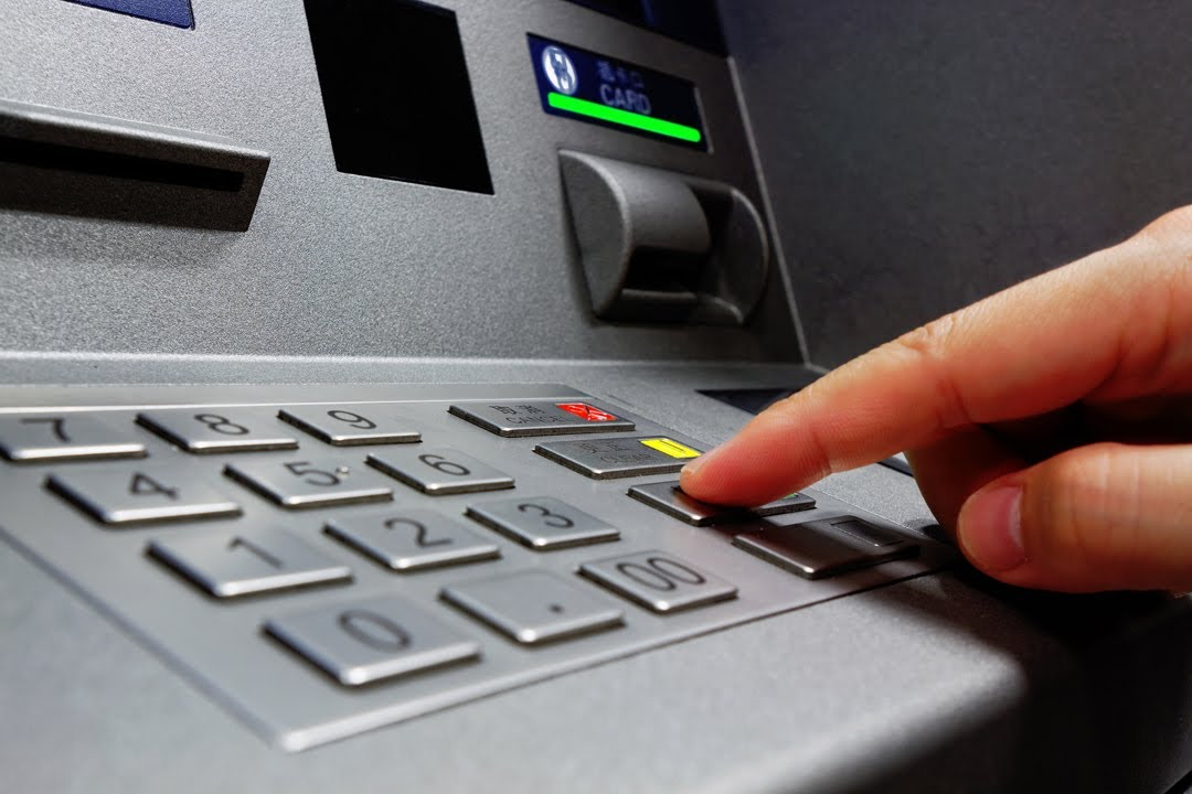 Enter: the curse of the ATM withdrawal. -