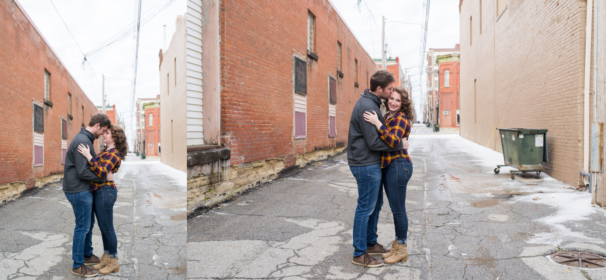 alley-engagement-session