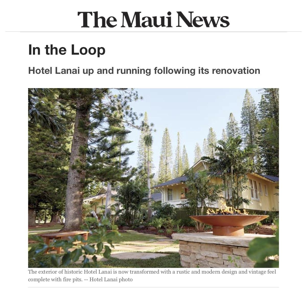 The Maui News - Hotel Lanai.jpg