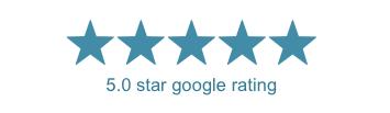 LearnSmart 5 star google rating