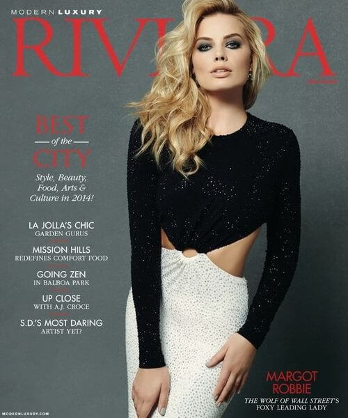 Modern Luxury Riviera Magazine - Jan 2014