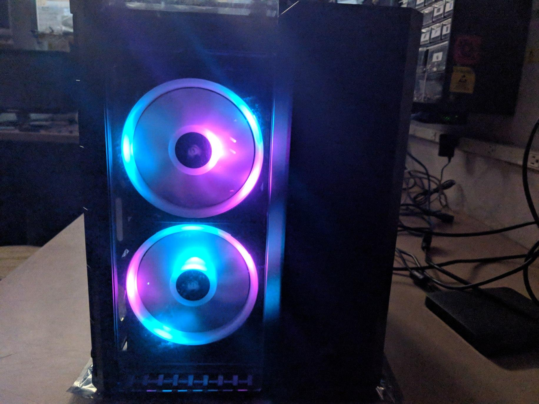 Project CORSAIR RGB