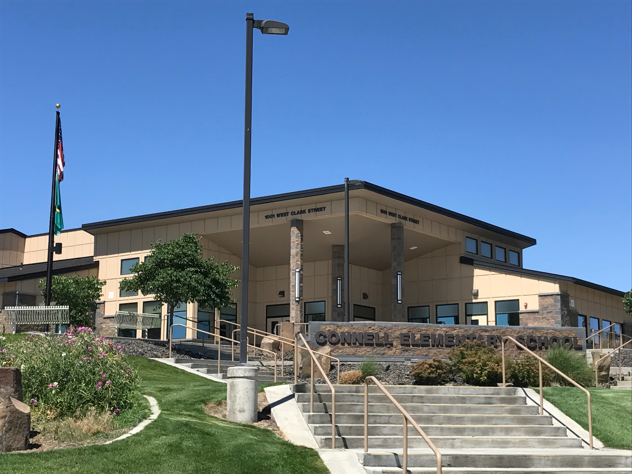 New elementary school in Connell, Washington