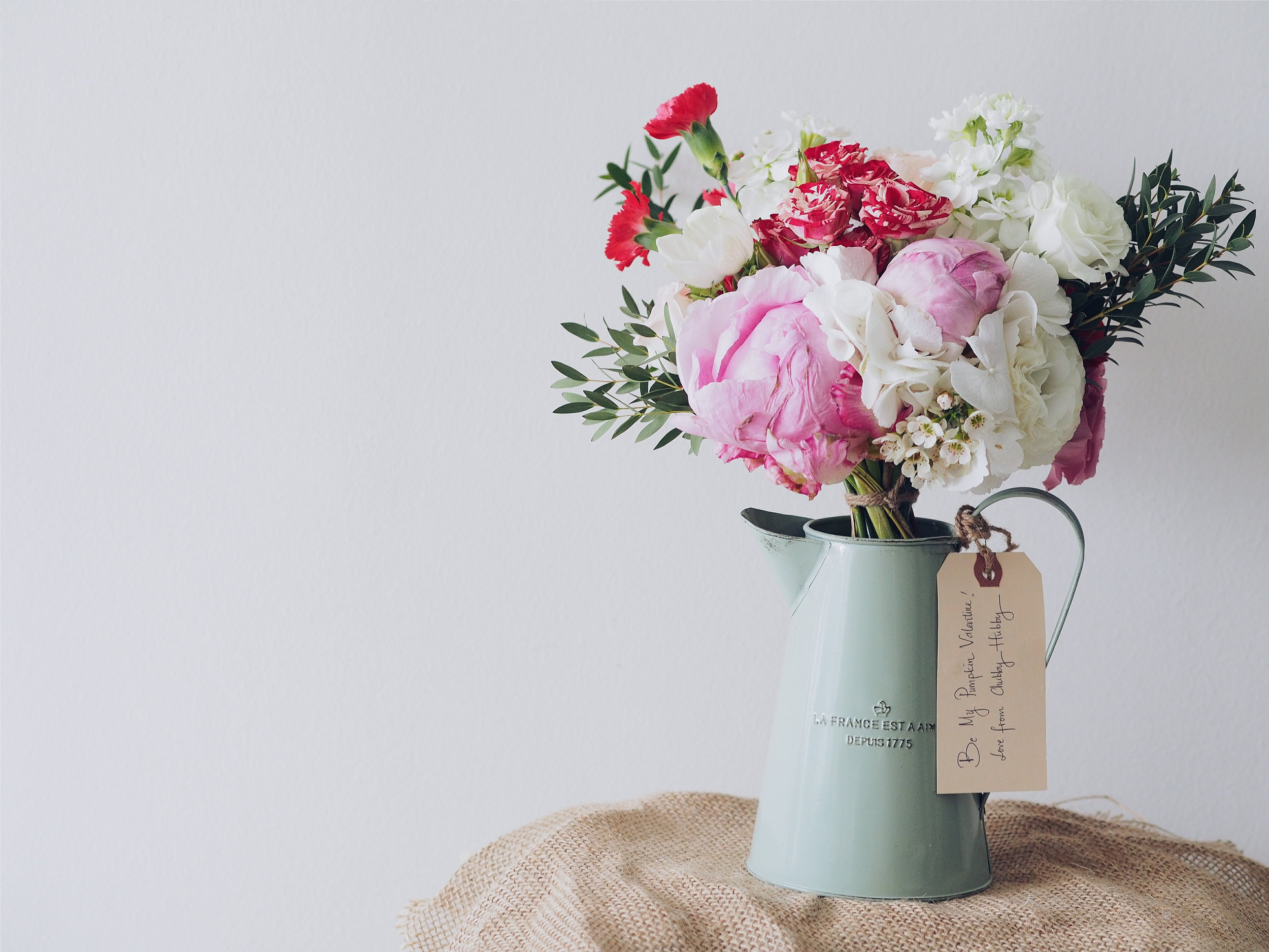 """Think outside the vase"" and get out of the typical shopping scene.  Experience something different like Naples' only DYI Flower Studio, Steven Bowles Creative."