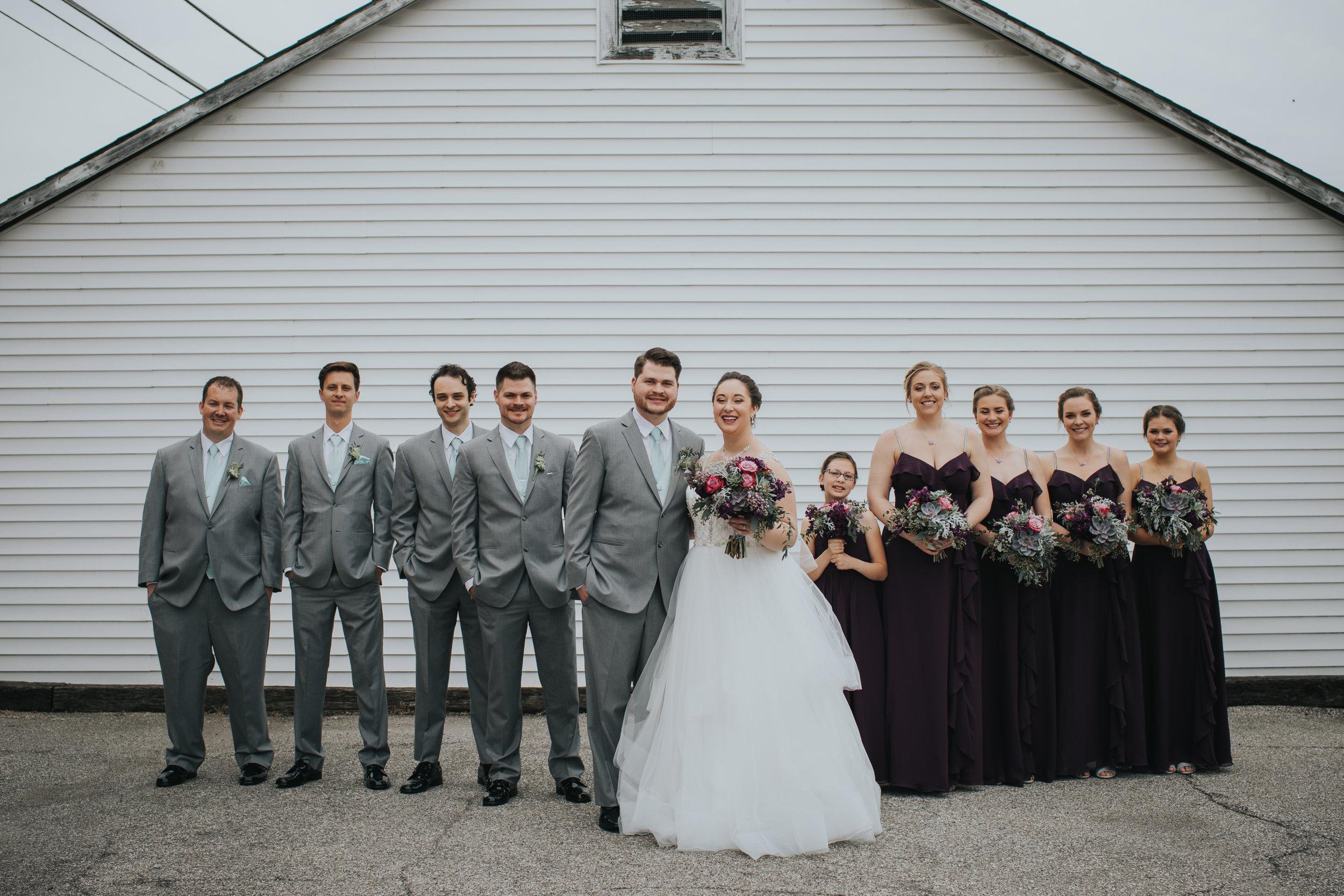 Shelby Dunscomb Wedding