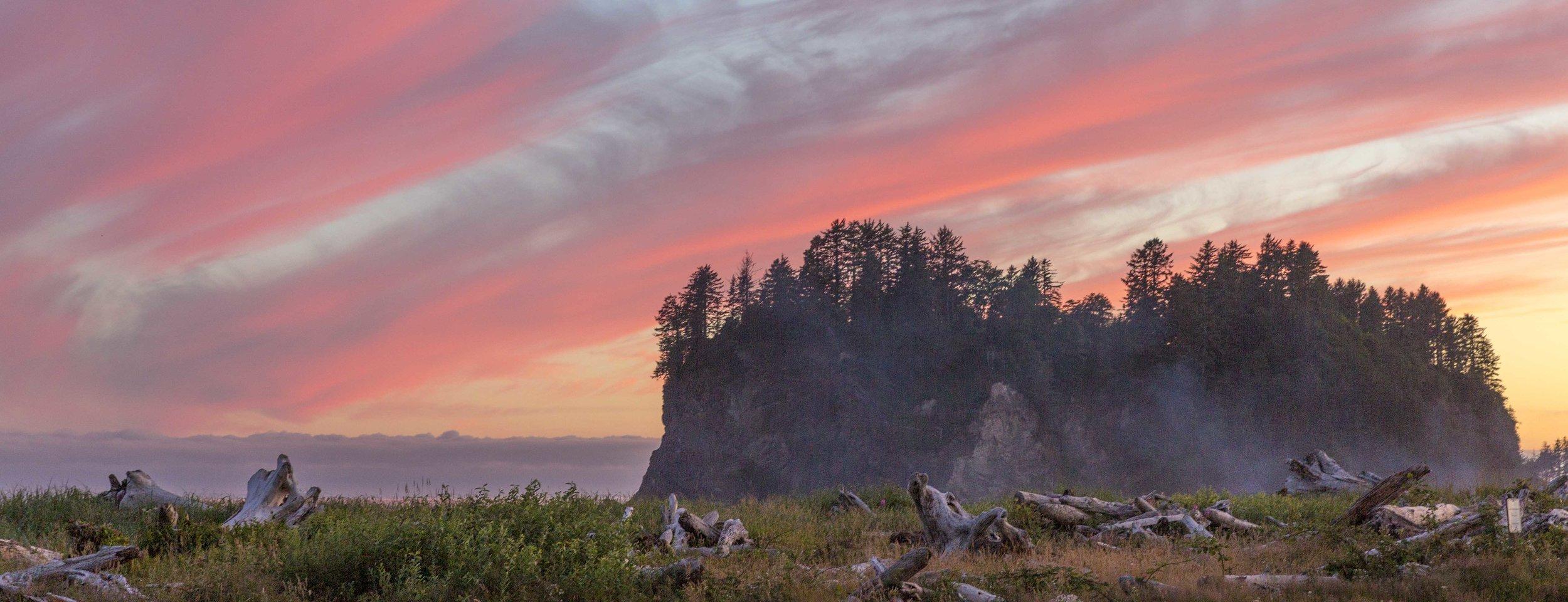 Olympic Peninsula - Washington USA