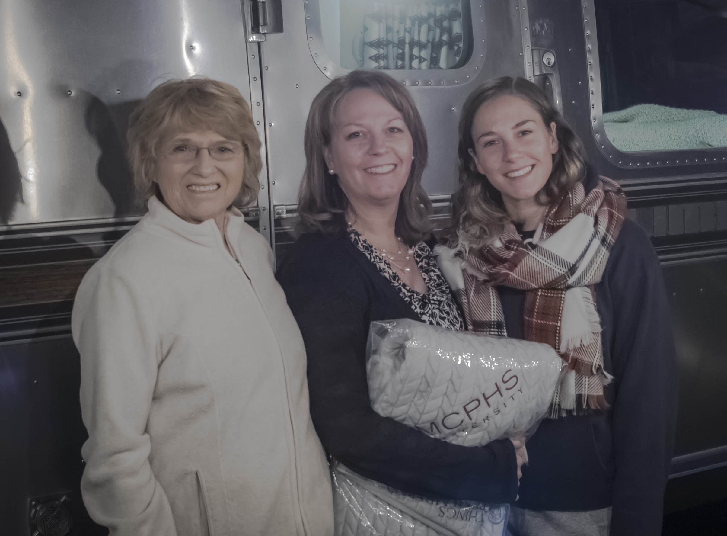 Litchfield, NH with Gram Cracka and Auntie Dawna | November 2017