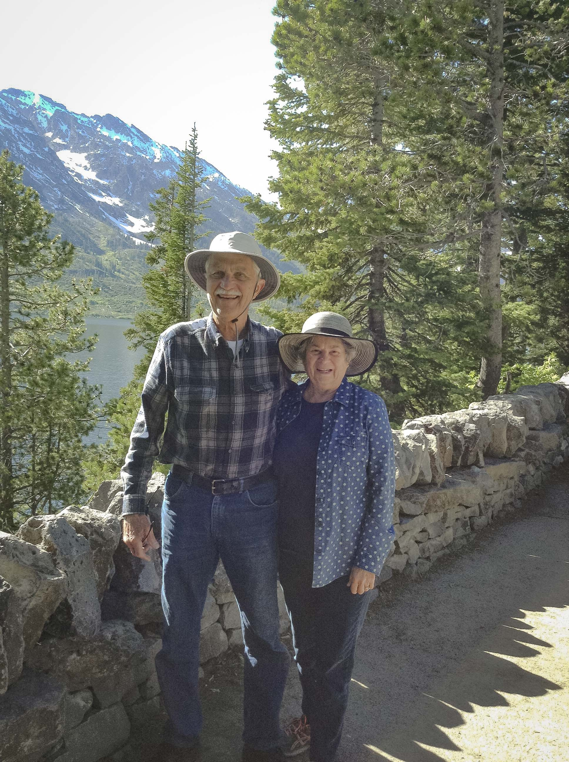Yellowstone with Ron and Elsa Bernhardt | June 2018