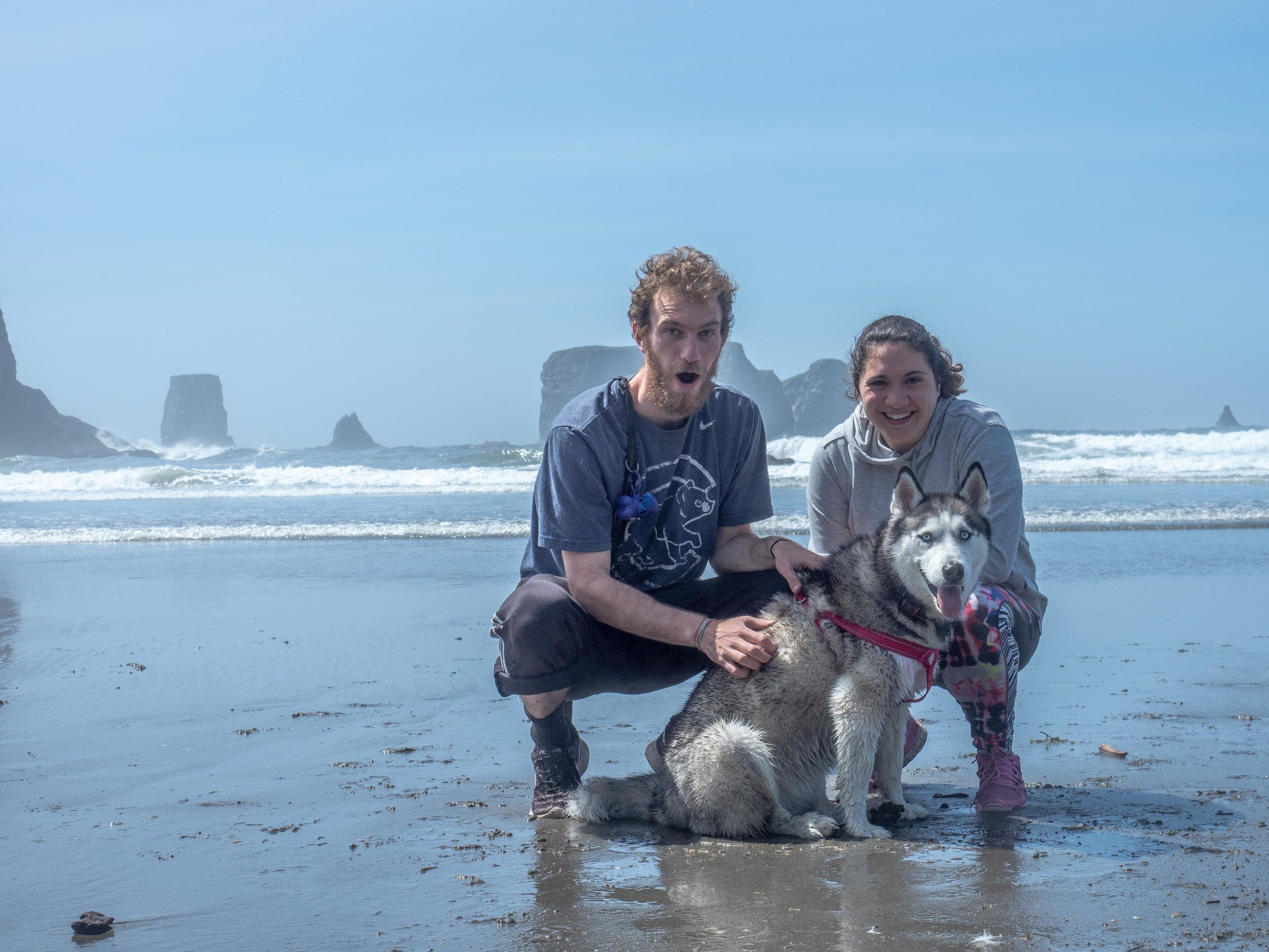 Kayla & Henry @ Quileute Ocean Resort in La Pash, WA | May 2019