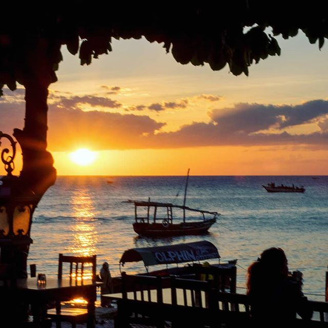 The Tanzanian island of Zanzibar has amazing sunsets and quite the interesting, and not always great history, ranging from being the center of the East African slave trade in the 1800s to the birthplace of Freddy Mercury.