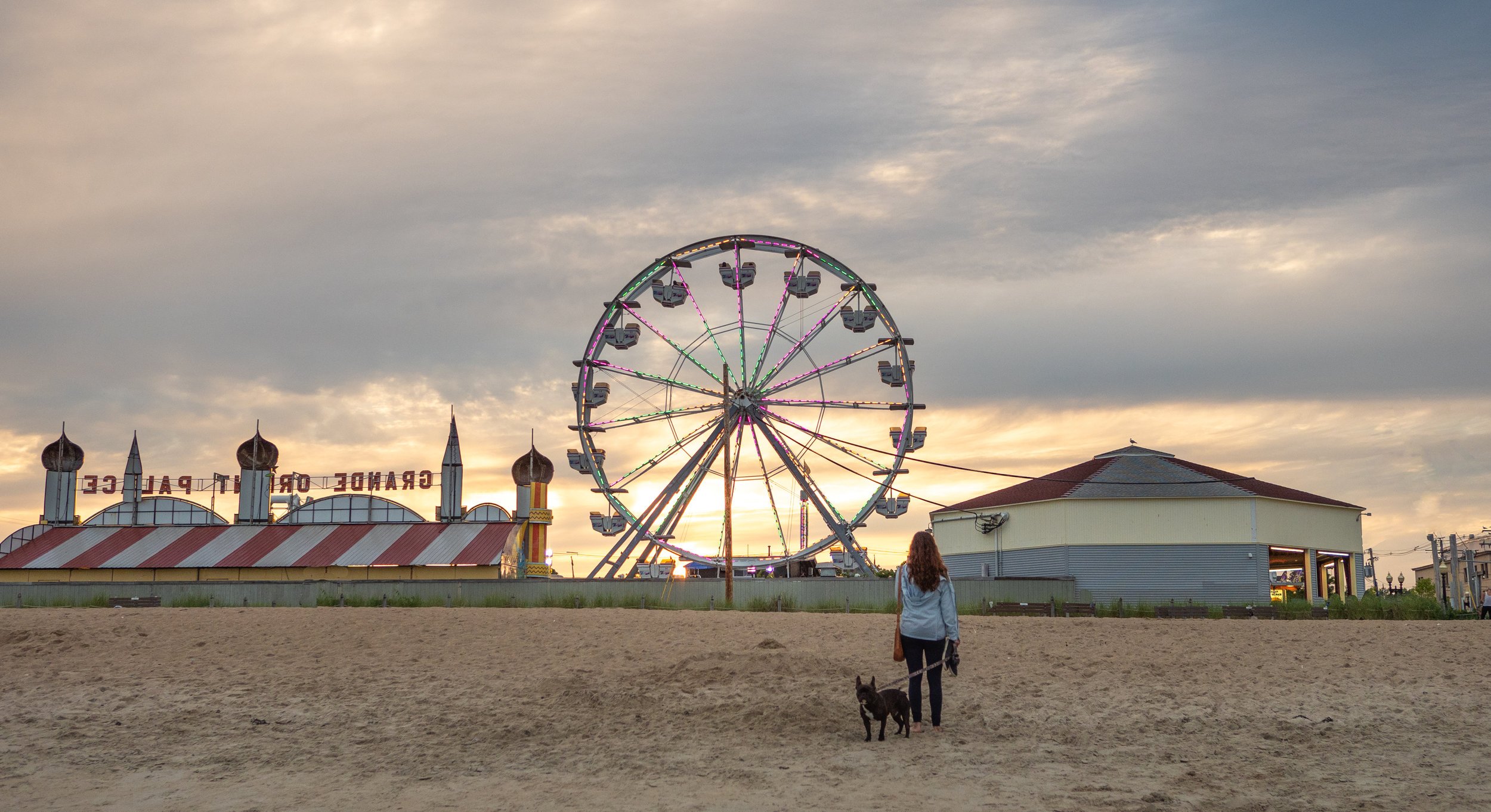 Old Orchard Beach | ME - Myrtle Beach of the North East?