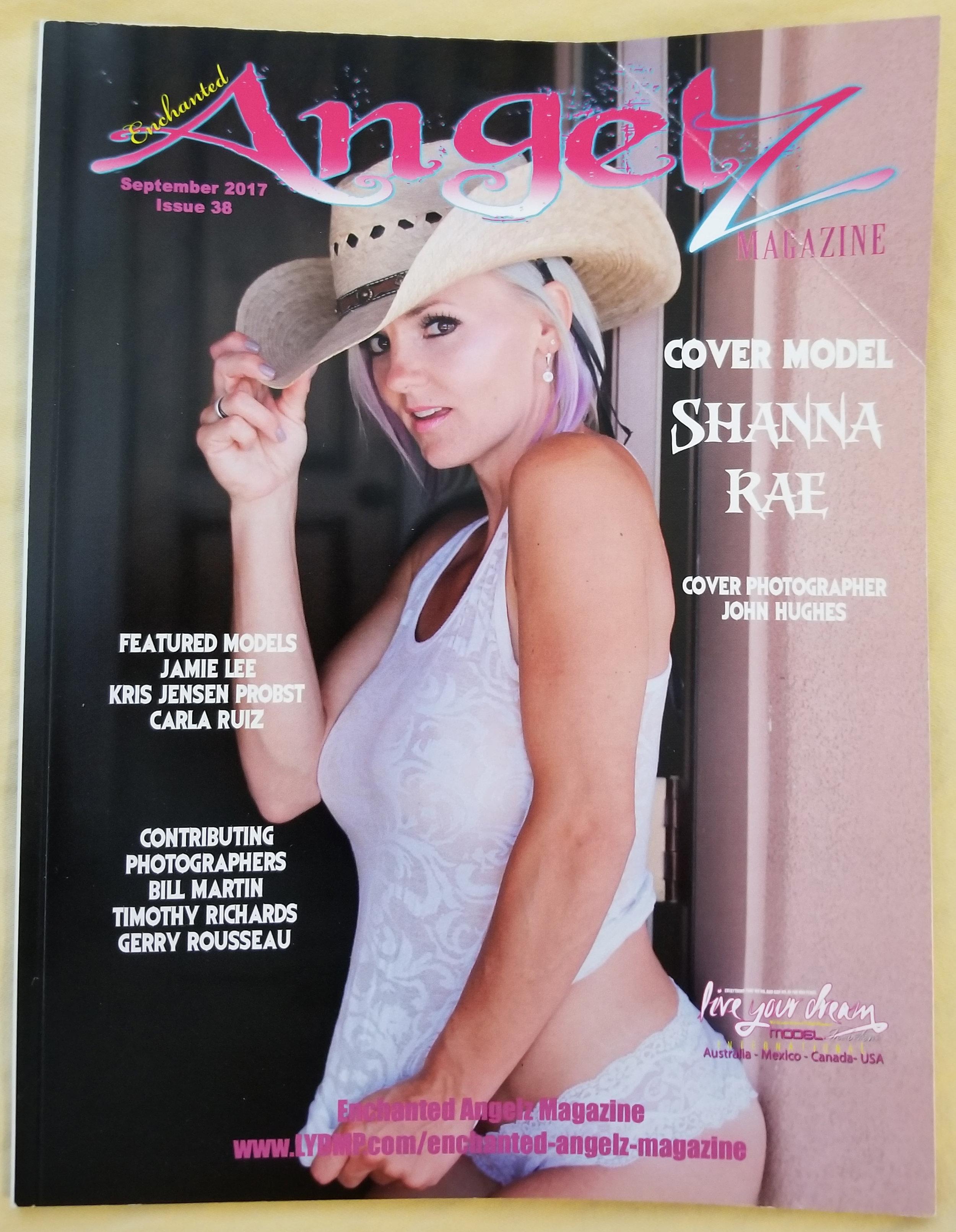 Shanna Rae - Sep 2017