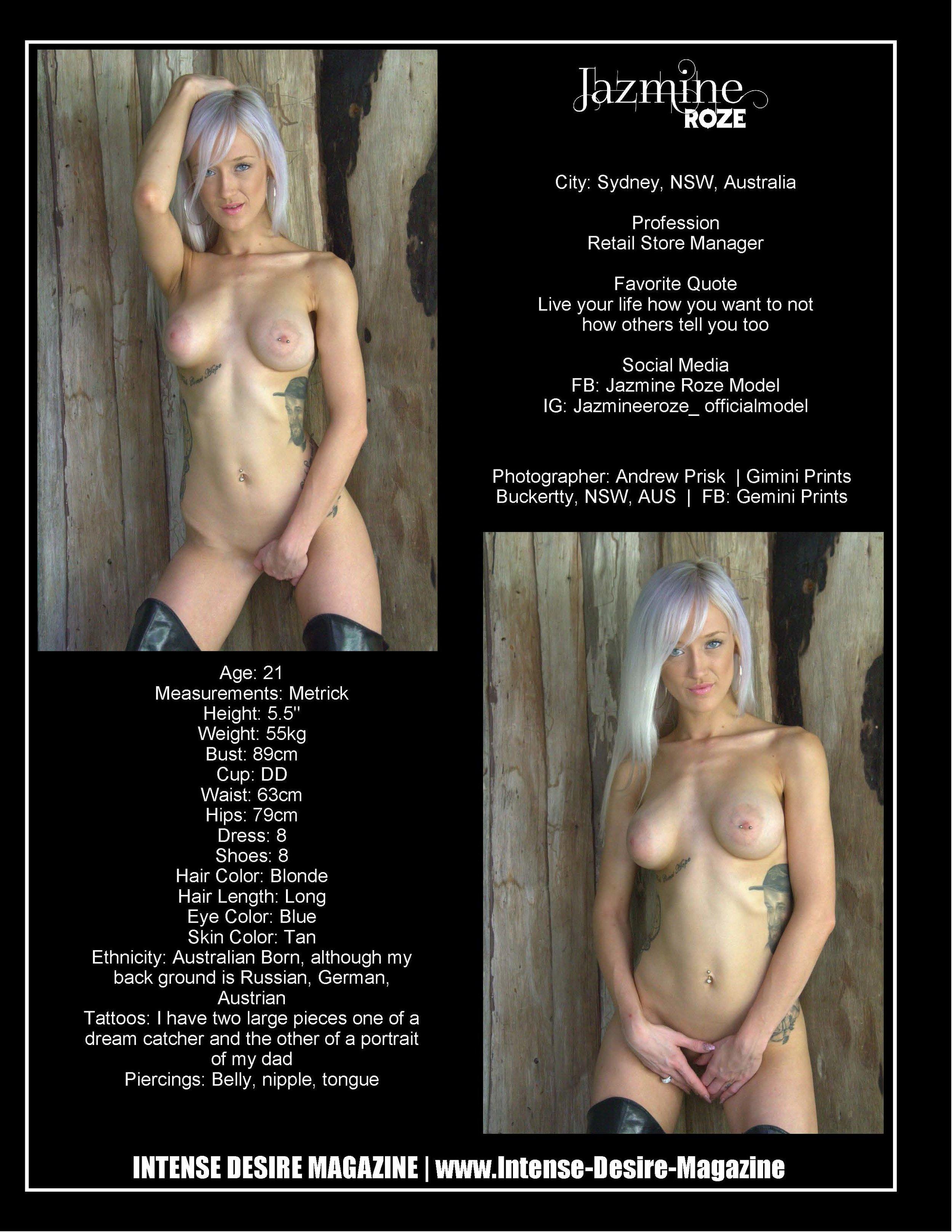 Jazmine Roze - Russia