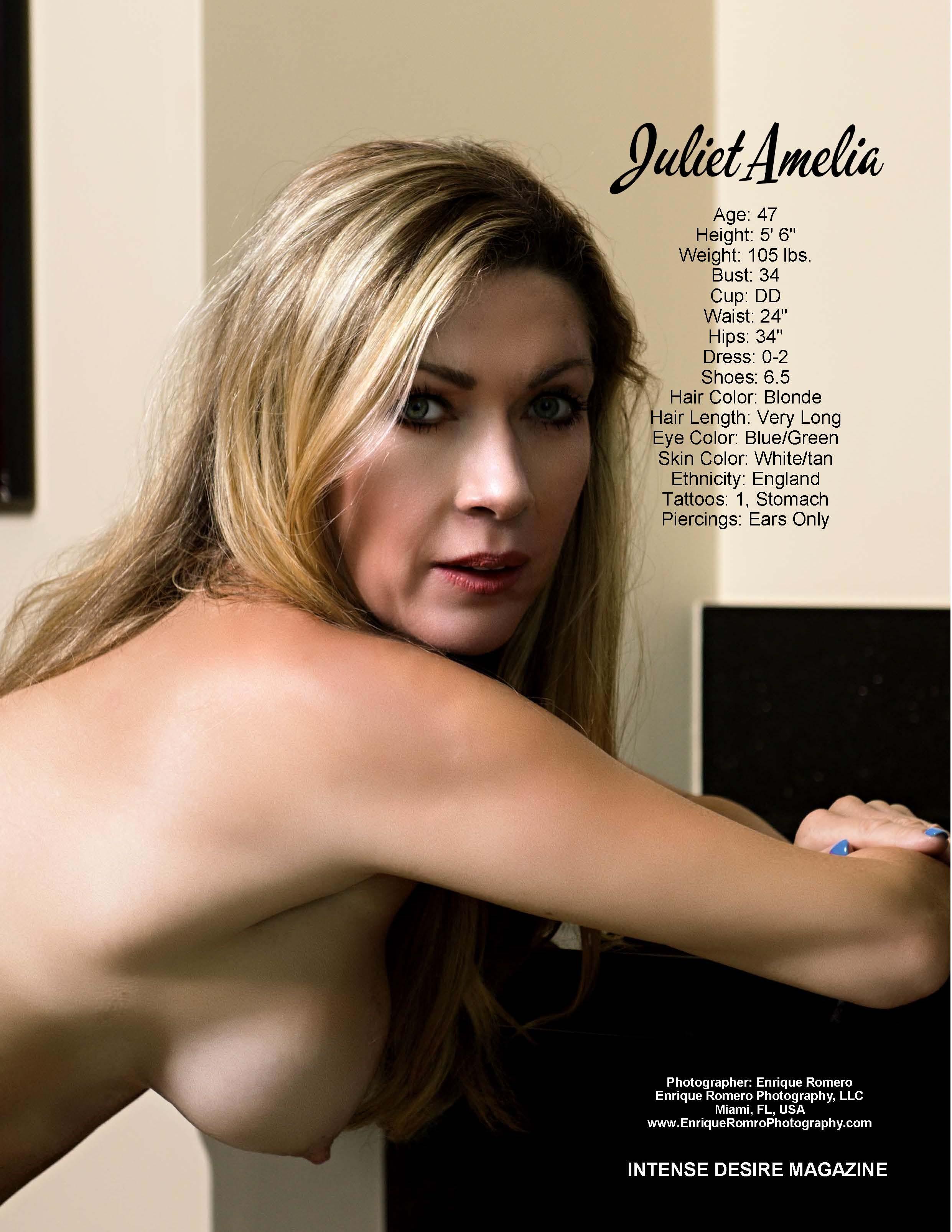 Juliet Amelia - UK