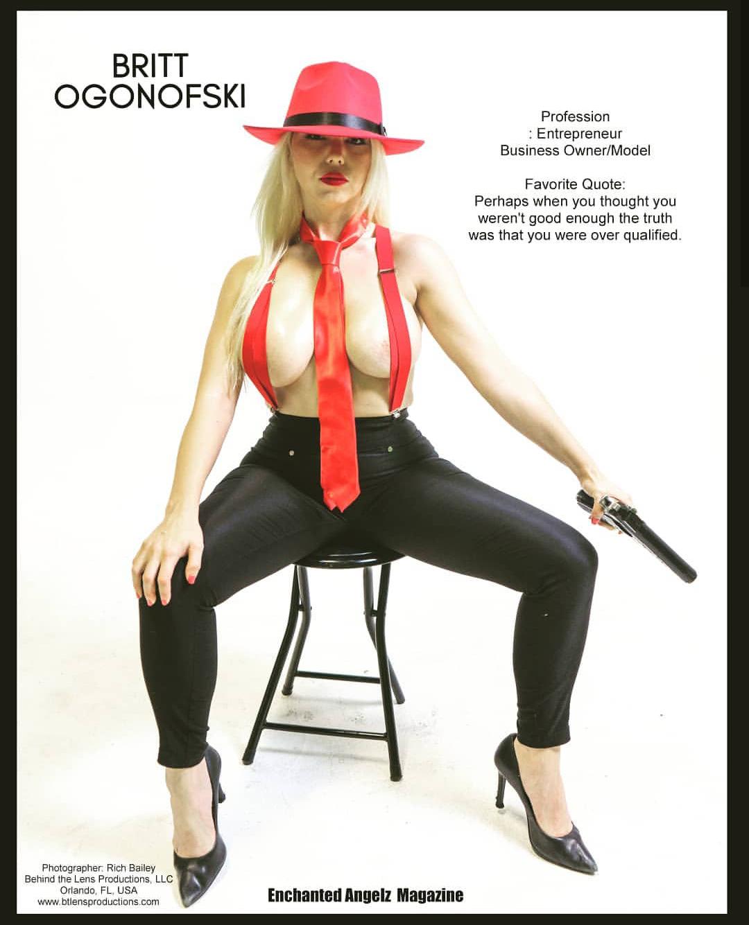 Britt Ogonosfki - Sep 2018