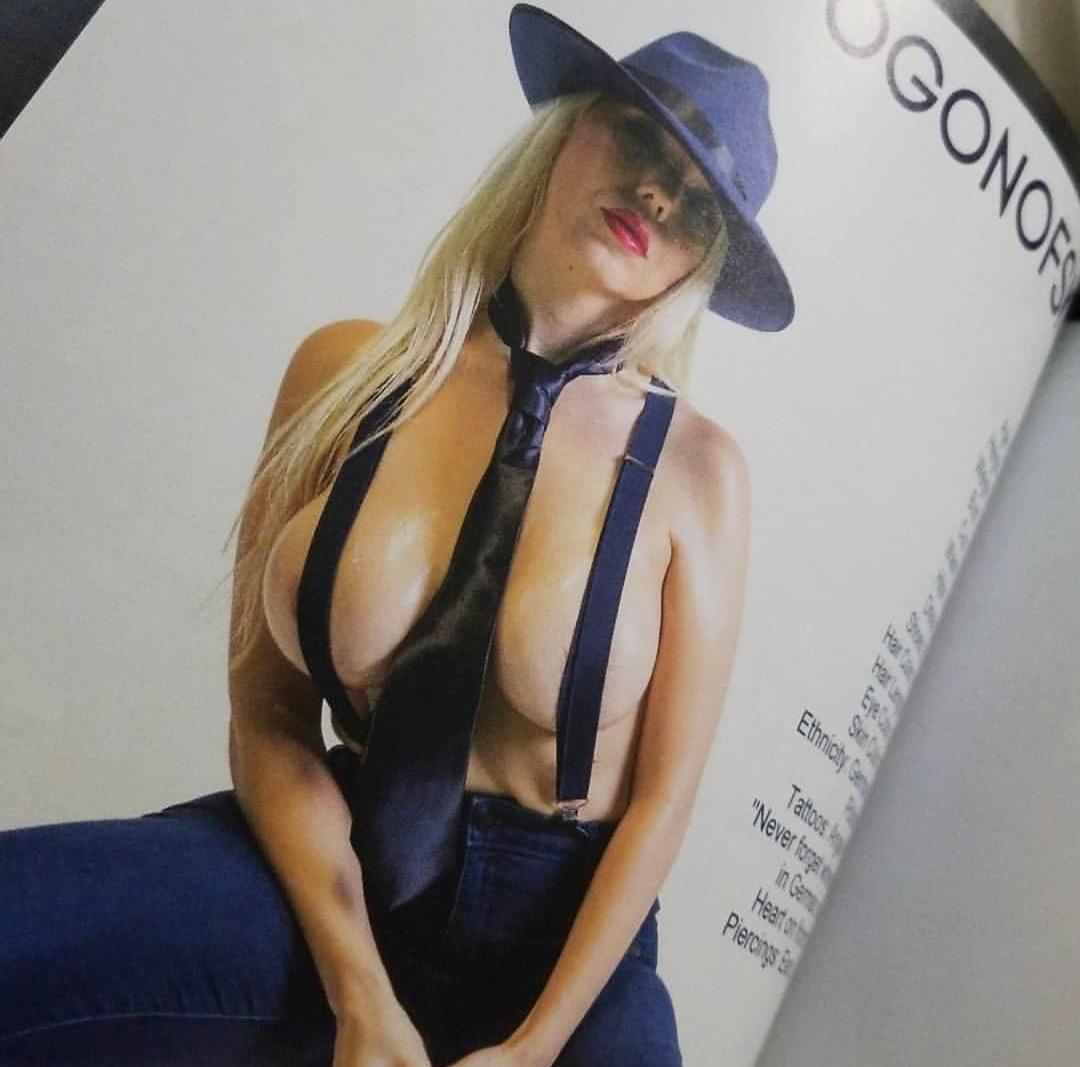 Britt Ogonofski - Sep 2018