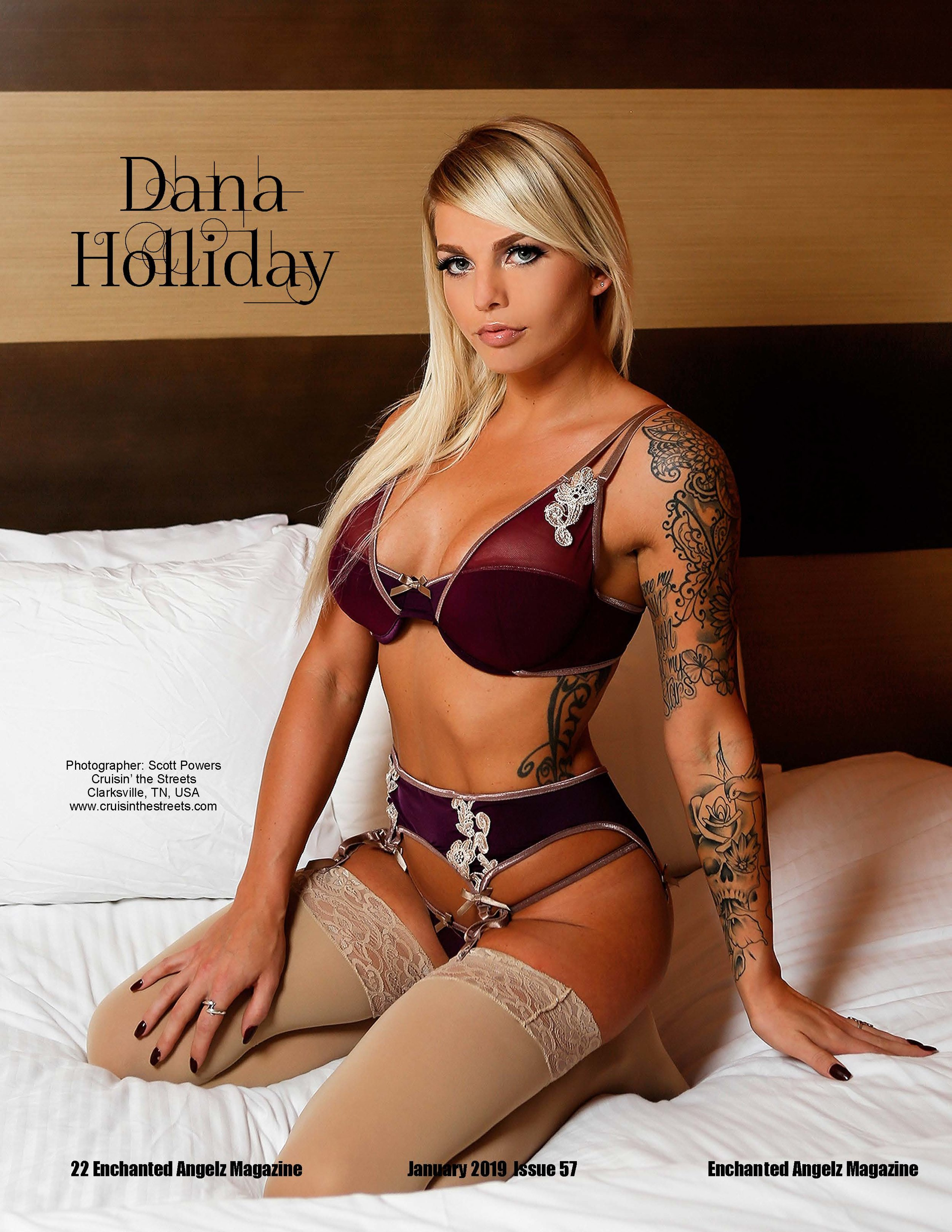 Dana Holliday - Jan 2019