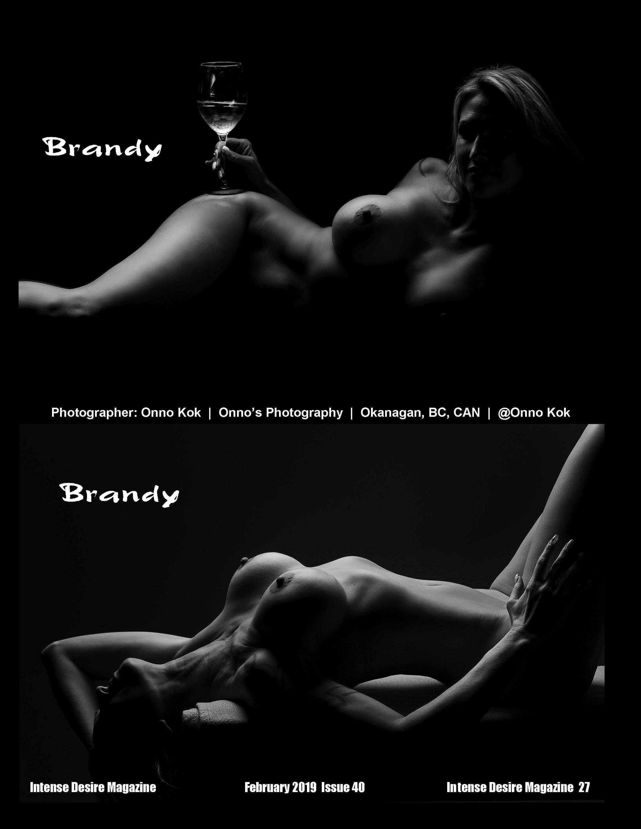 Copy of Model Brandy