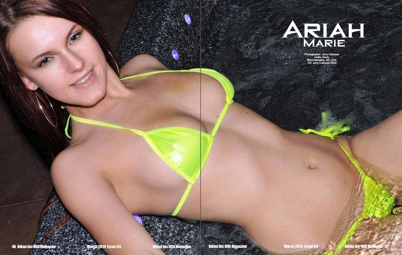 Ariah Marie - Mar 2019
