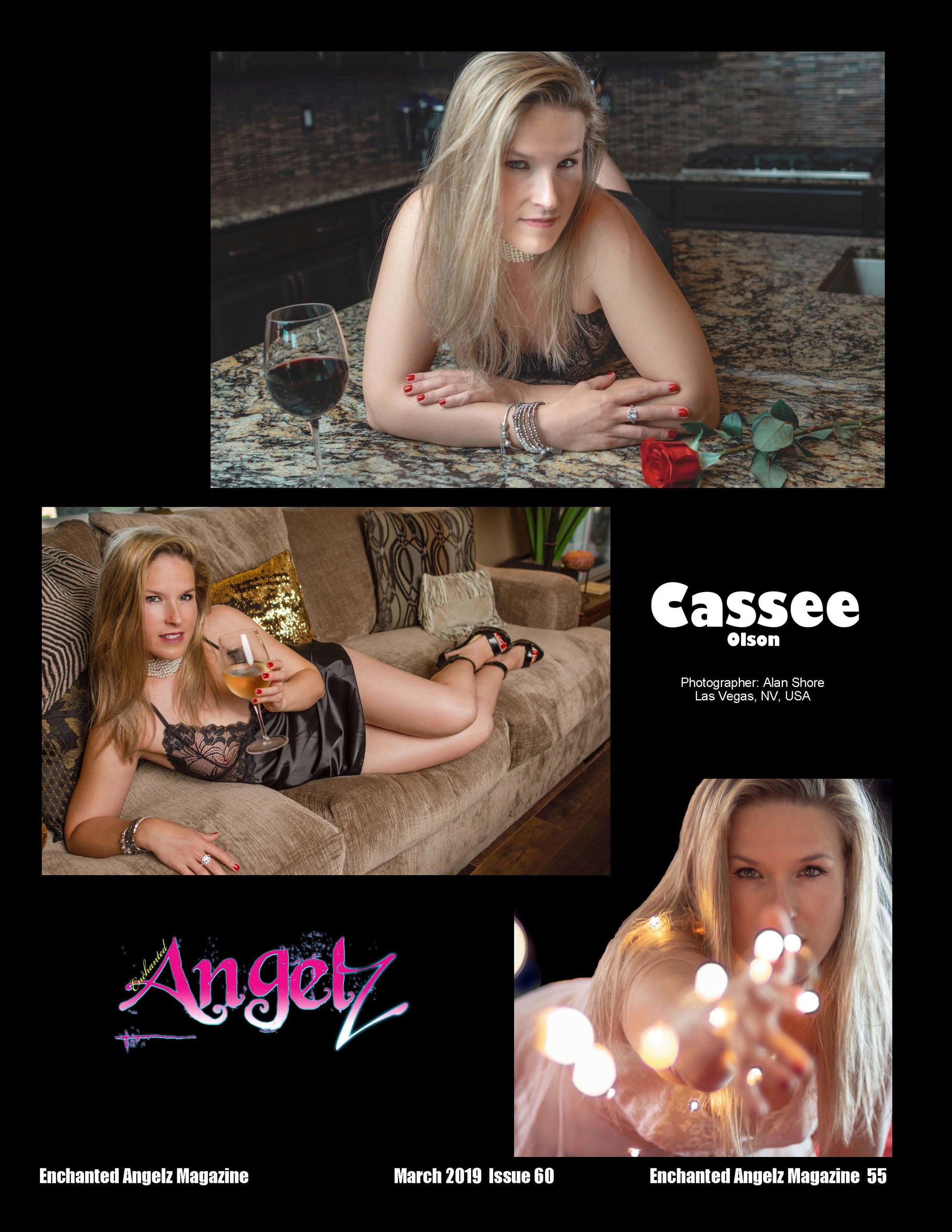 Cassee Olson - Mar 2019