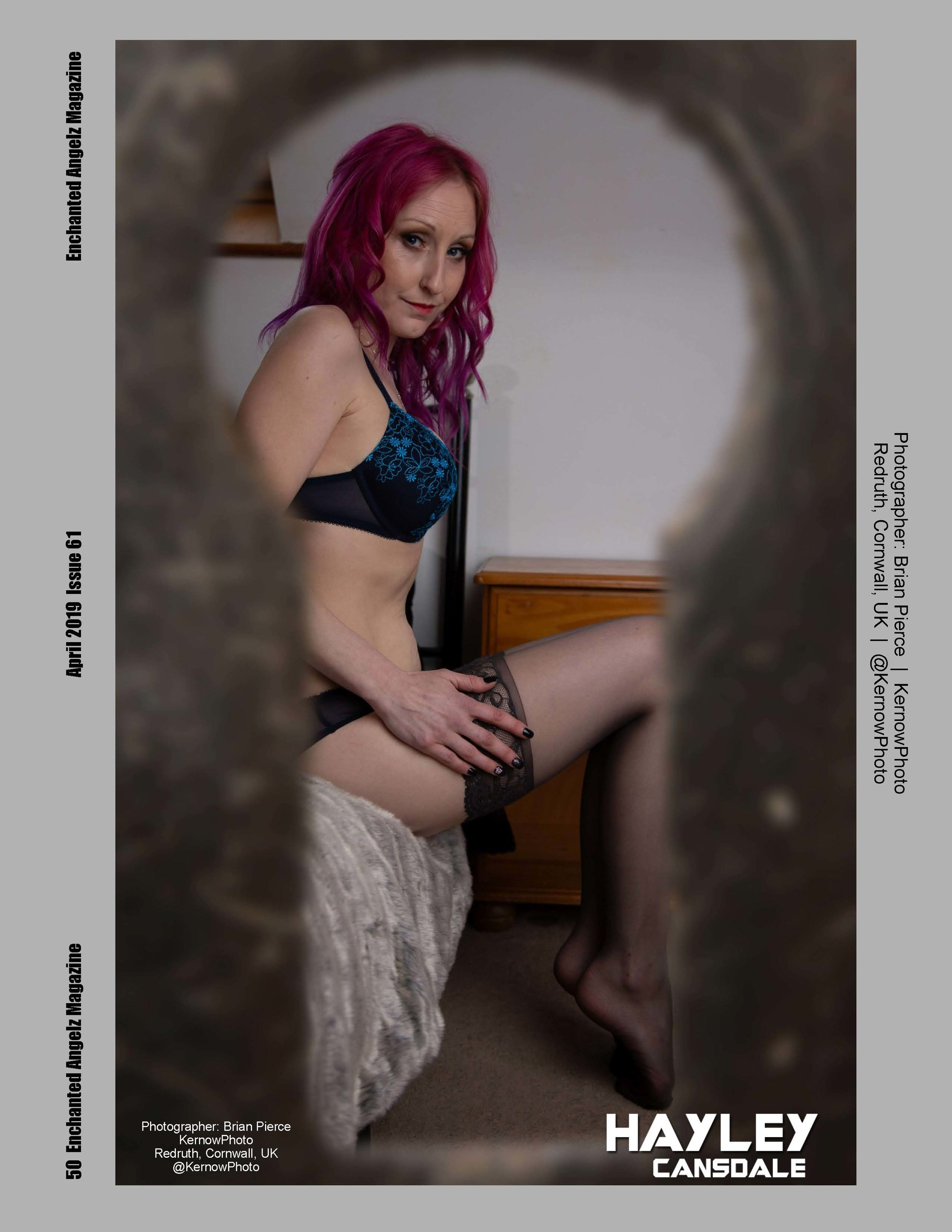 Hayley Cansdale - Apr 2019