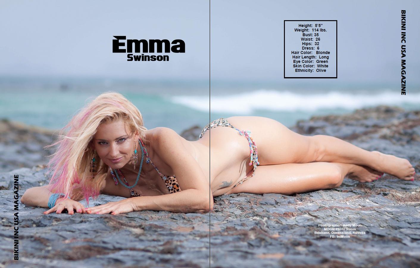 Emma Swinson - Sep 2017