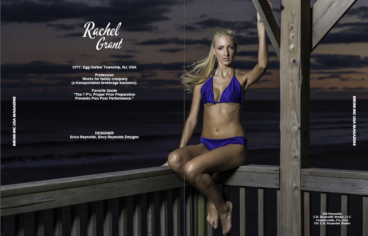 Rachel Grant - Jan 2018