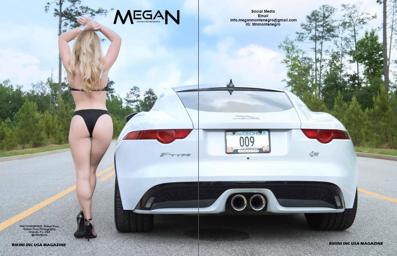 Megan Montenegro - Aug 2018
