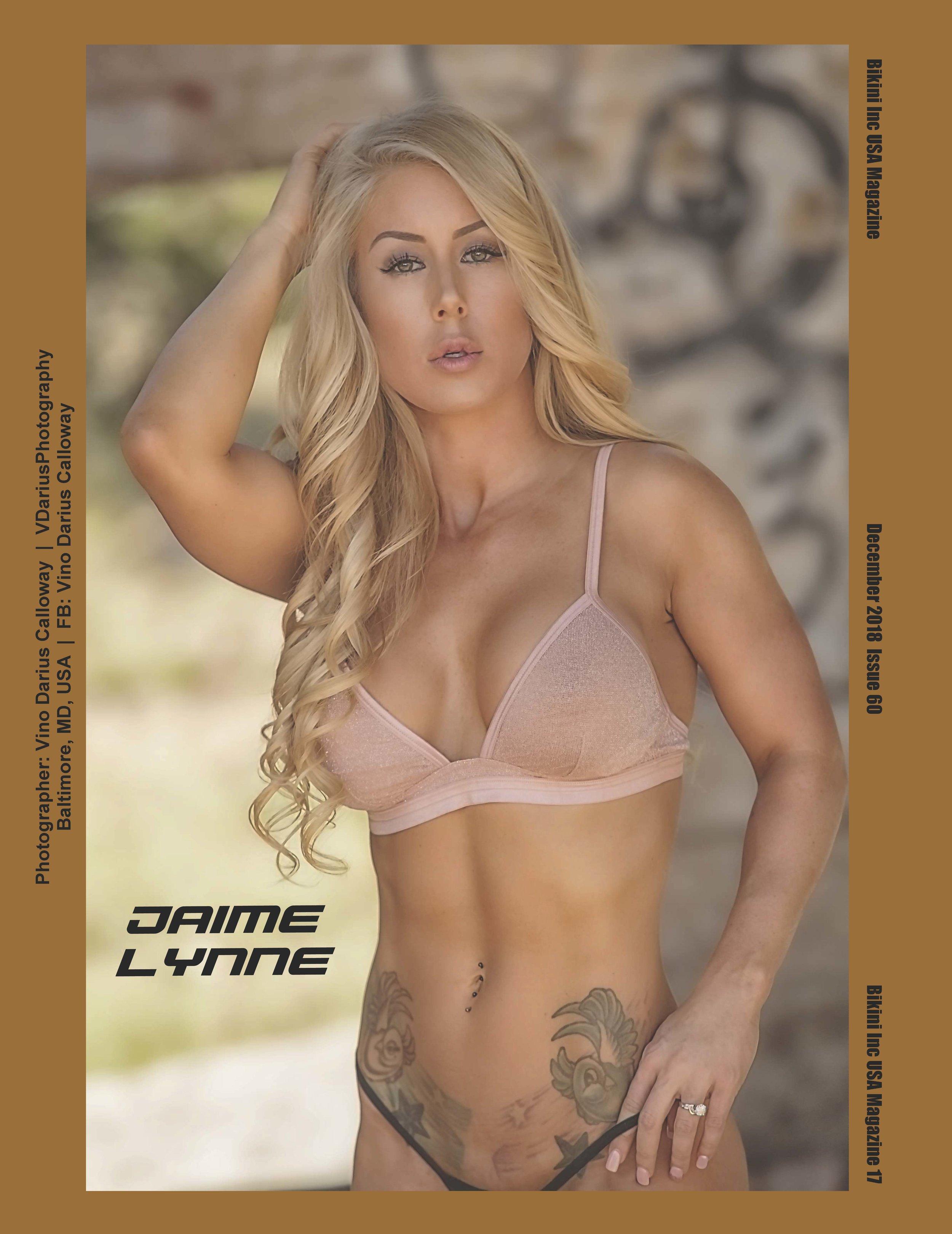 Jamie Lynne - Dec 2018